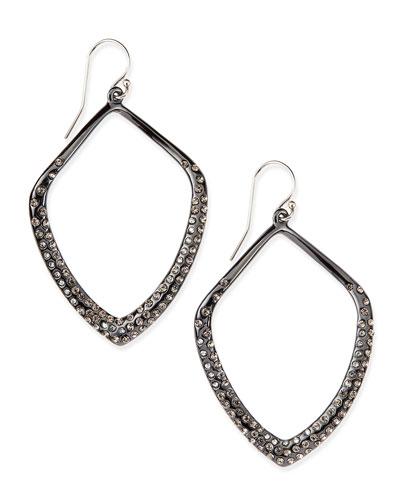 Miss Havisham Orbit Wire Earrings