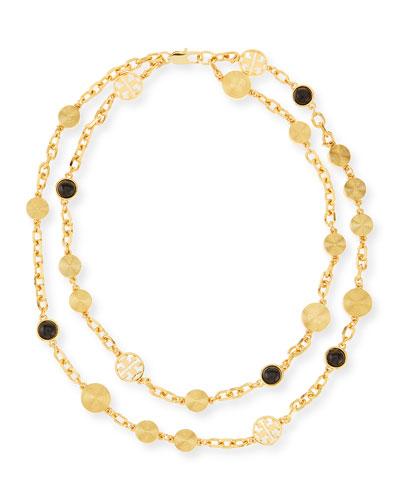 Livia 2-Strand Necklace
