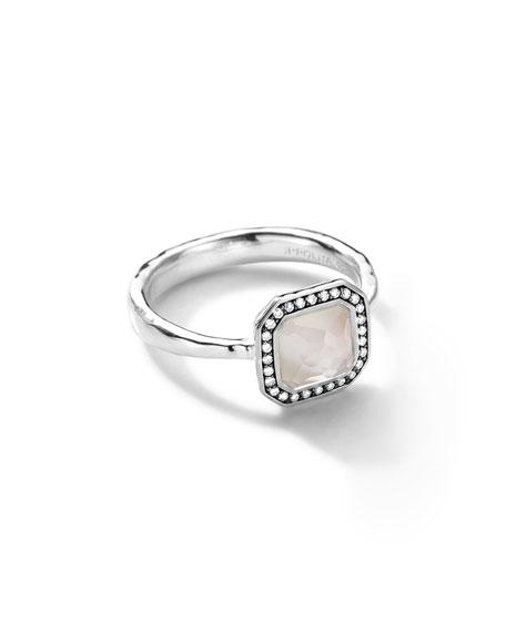 Ippolita Woman Silver Ring Silver Size 7 Ippolita IhNFa8