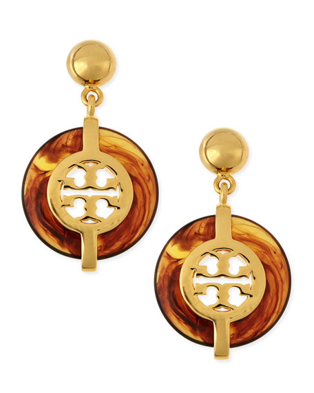 291c3cd78 Tory Burch Tortoise Earrings - Best All Earring Photos Kamilmaciol.Com