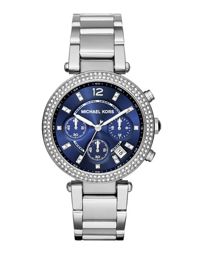 39mm Parker Glitz Bracelet Watch