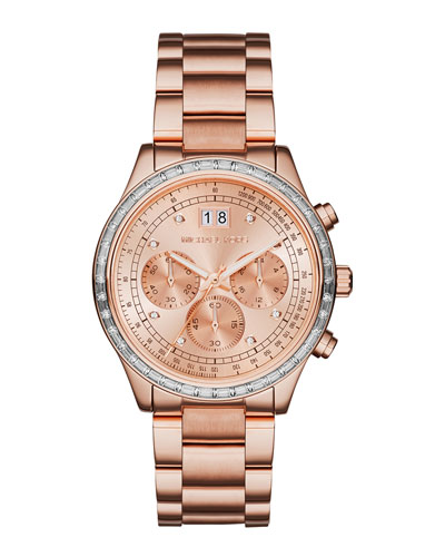 40mm Brinkley Glitz Bracelet Watch