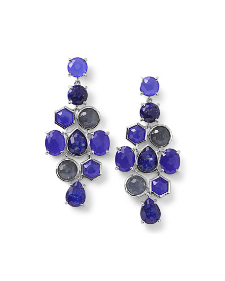 Ippolita 925 Rock Candy Cascade Earrings Tc56BqlH