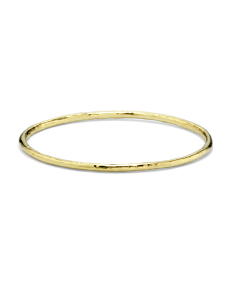 Ippolita 18K Gold Glamazon 2 Bangle Xwju0je4