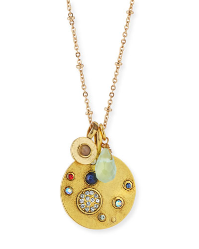 Planets Talisman Pendant Necklace