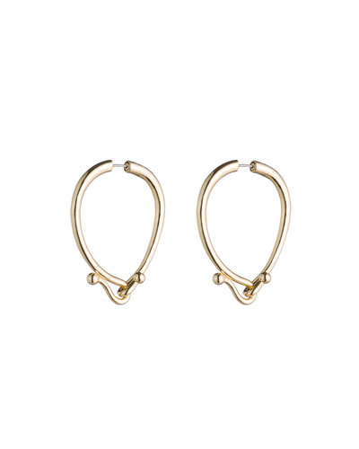 Thalia Hook Hoop Earrings