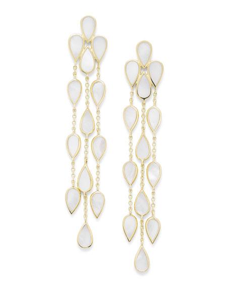 Ippolita 18K Polished Rock Candy Multi-Pear Earrings RcEocemkU