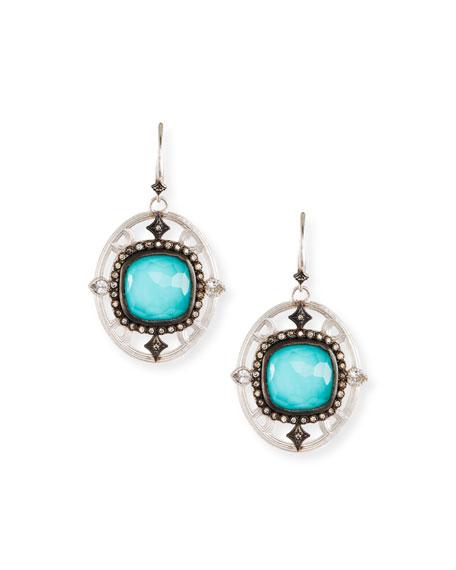 Armenta New World Doublet Drop Earrings w/ Crivelli QuYkm49hZa