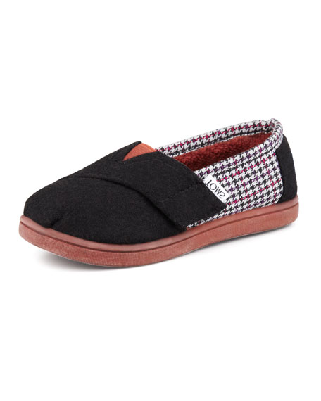 d780ad4b239 TOMS Houndstooth Classic Slip-On