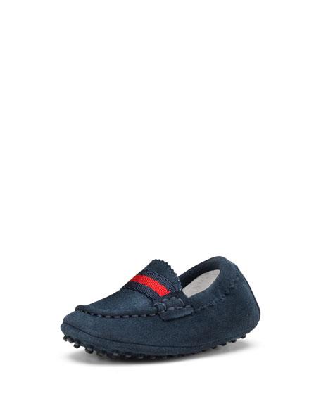 3d8b21b2603 Gucci Baby Dandy Driving Shoes