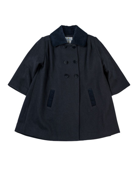 6f584efba Florence Eiseman Classic Pea Coat