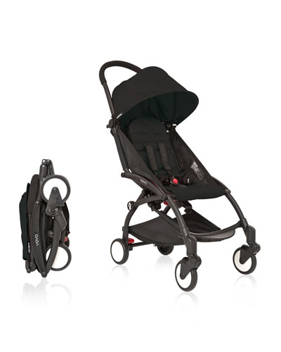 Yoyo Travel Stroller Base, Black