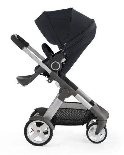 Crusi Stroller Chassis with Seat