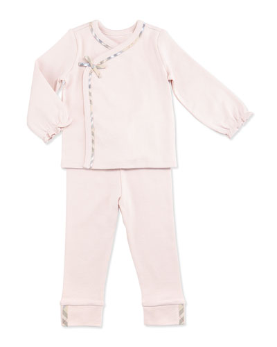 Burberry Baby Girl Clothing Dress Amp Playsuit At Neiman