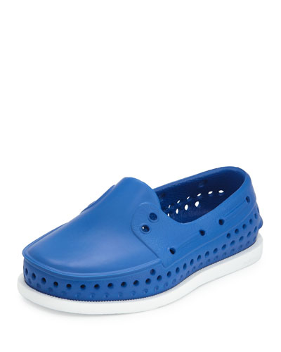 Howard Waterproof Rubber Boat Shoe, Youth