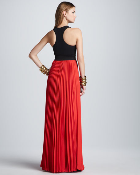 Zabrina Racerback Maxi Dress