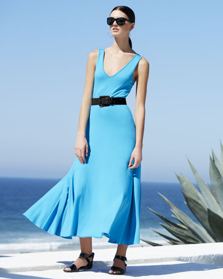 Jenny Sleeveless Maxi Dress