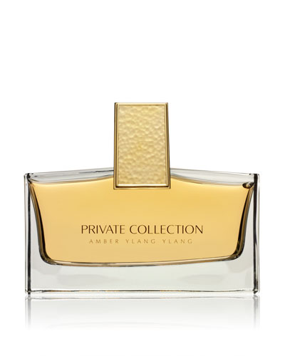 Private Collection Amber Eau de Parfum