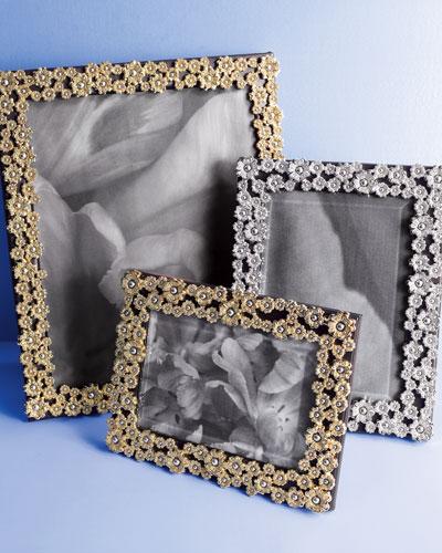 Pearl Flower Frame