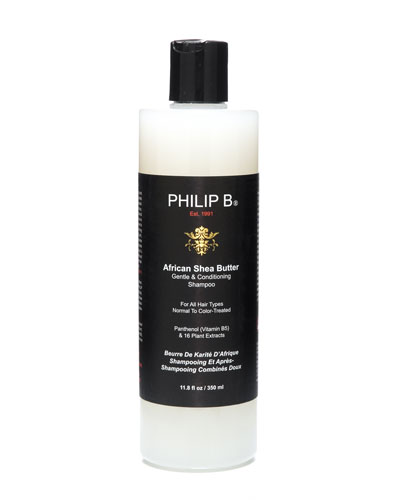 African Shea Butter Gentle & Conditioning Shampoo