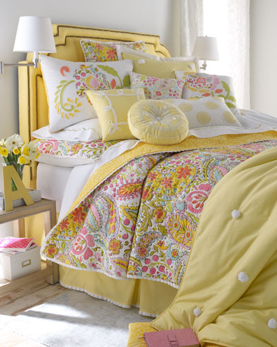 """Sunbeam"" Bed Linens"