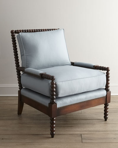"""Ellsworth"" Spindle-Back Chair"