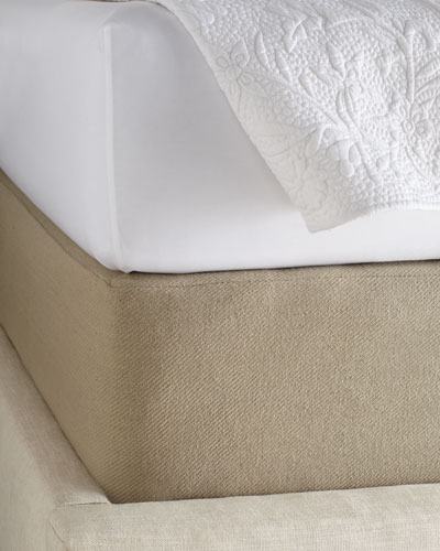 Twill Box Spring Covers