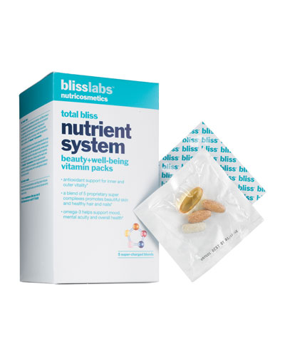 total bliss nutrient system