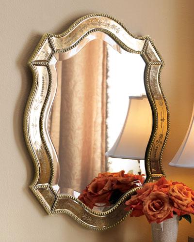 Arianna Oval Mirror