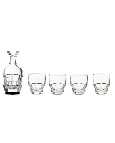 Limited-Edition Abysse Bar Set