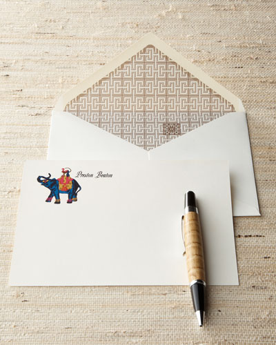 "40 ""Monkey & Elephant"" Cards"