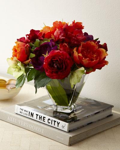 Bold Bouquet Faux Floral