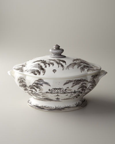 """Country Estate"" Main House Lidded Soup Tureen"