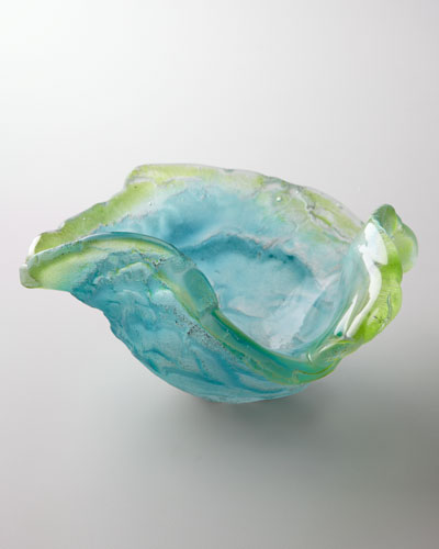 Blue Poppy Bowl