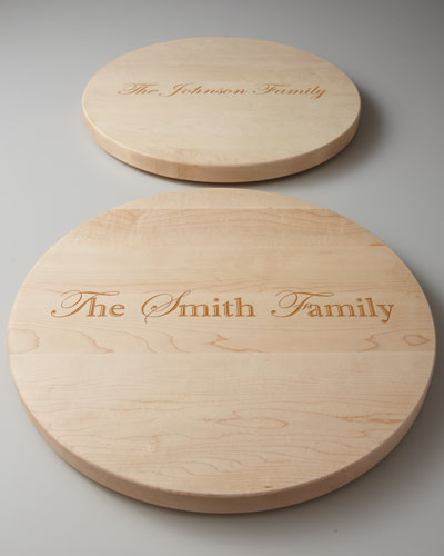 Personalized Lazy Susan