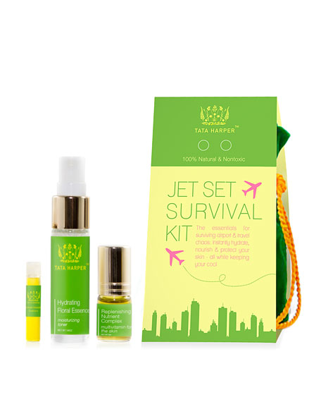 Jet Set Survival Kit