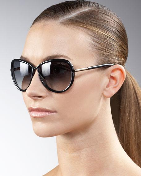 6646ab7f34a8 Tom Ford Sabrina Sunglasses
