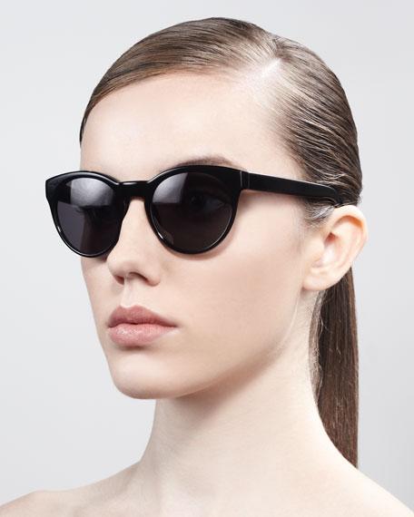 Eye Sunglasses Alivia Cat Alivia Sunglasses Black Alivia Black Eye Cat F31c5TulKJ