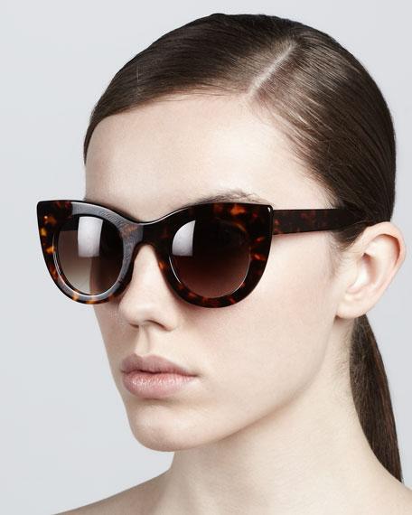 THIERRY LASRY Cat eye sunglasses rKRGJ