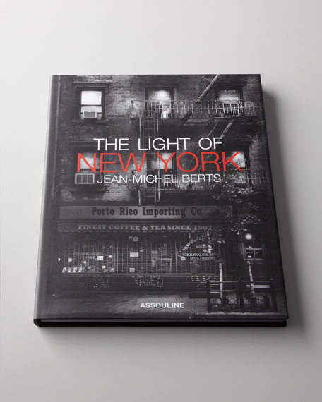 """The Light of New York"" Book"