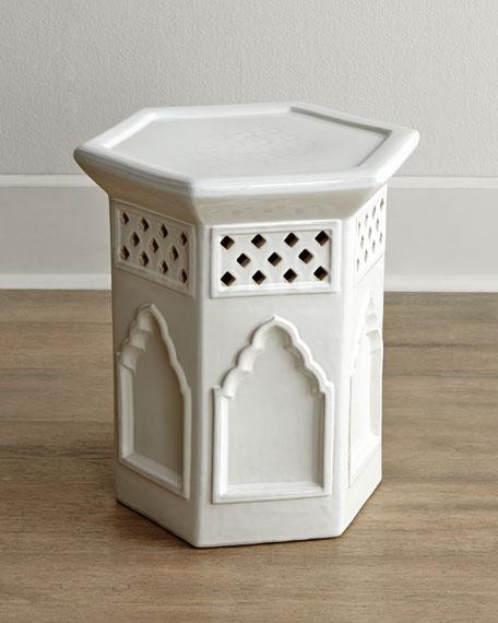 Fine Moroccan Garden Stool Machost Co Dining Chair Design Ideas Machostcouk