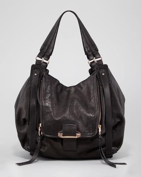 48c6d8e23 Kooba Jonnie Zip Hobo Bag, Black