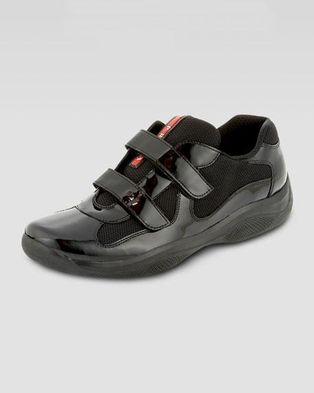 Prada Strap Sneaker 6c94bcb8ed36