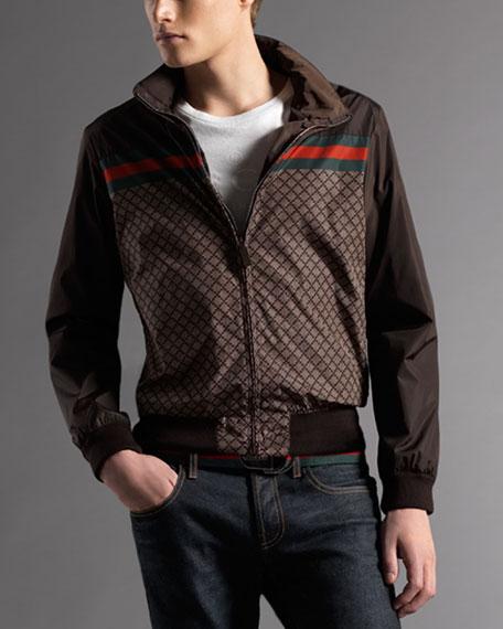 Gucci Diamante Track Jacket c9c3a4ef056b