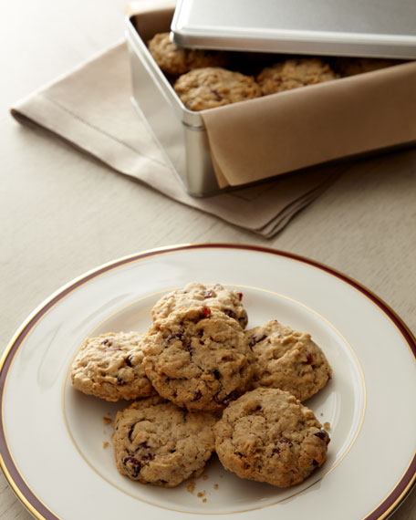Oatmeal Cranberry Cookies