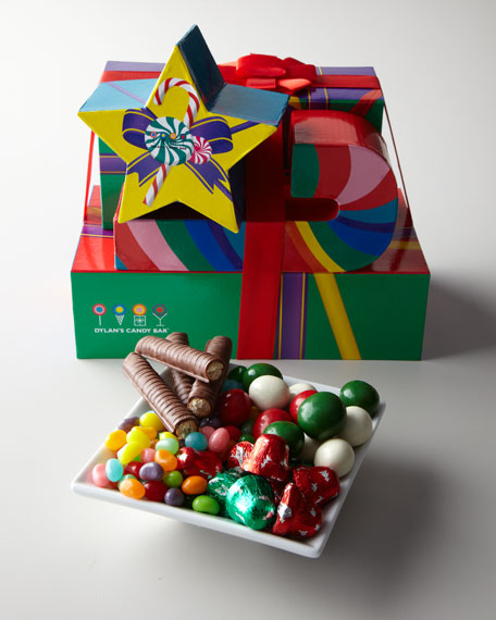 """Santa's Bundle of Sweets"" Candy Collection"