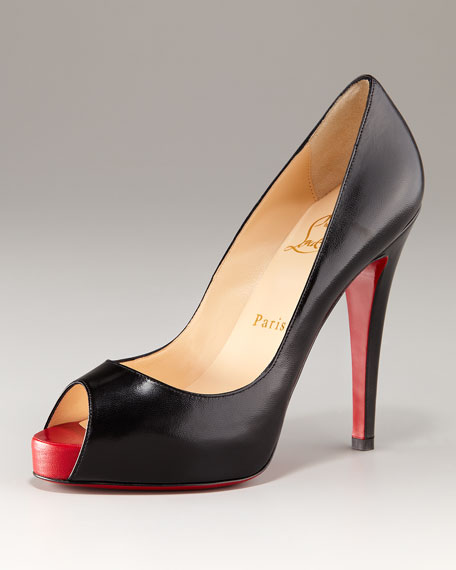 newest collection 855fc fe0a3 Very Prive Open-Toe Platform Pump