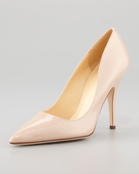 Kate Spade New York Licorice Patent Pumps
