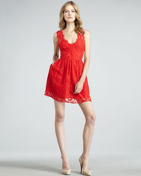 Thrive Lace Dress