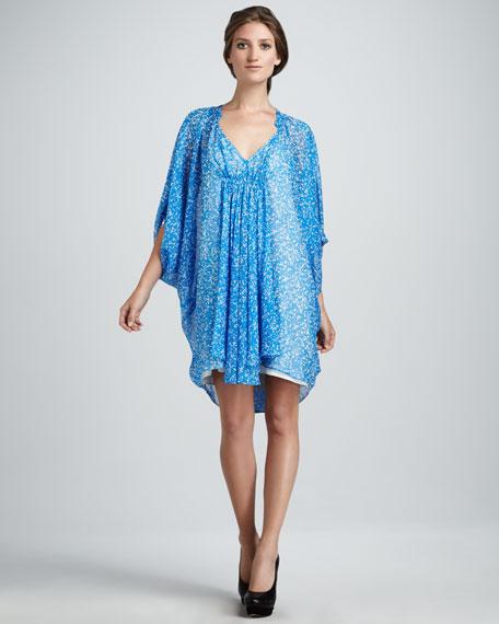 1c19f332da03 Diane von Furstenberg Fleurette Chiffon Dress